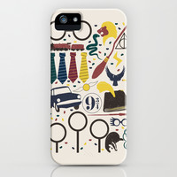 Harry Potter iPhone & iPod Case by AbbieImagine
