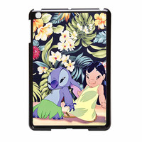 Lilo And Stitch Dancing Floral iPad Mini 2 Case