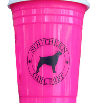 16oz Insulated Dixie Cup | Southern Girl Prep