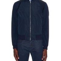 Harness bomber jacket | Alexander McQueen | MATCHESFASHION.COM US