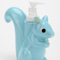 Squirrel Soap Dispenser