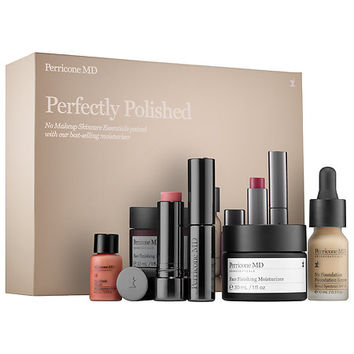 Perricone MD Perfectly Polished No Makeup Skincare Essentials Set