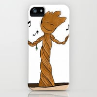 Baby Groot iPhone & iPod Case by Jaclyn Celeste