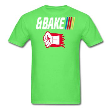 Shake and Bake Couples Men's T-Shirt, Bake