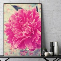 Art Canvas Painting Pictures flower home decor Wall Art  prints on canvas decoration the painting on the wall poster no frame