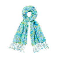 Lilly Pulitzer Virgo Horoscope Murfee Scarf