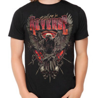Falling In Reverse Bird Crest T-Shirt