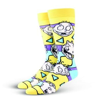 Lil Rugrats Cushion Knit Socks