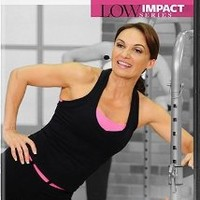 Cathe Friedrich's Low Impact Series: Turbo Barre