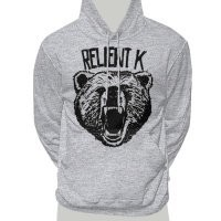 Relient K Store - Bear Pullover Hoodie