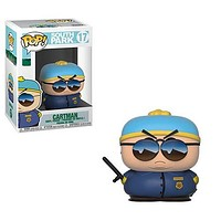 Cartman Officer Funko Pop! Television South Park