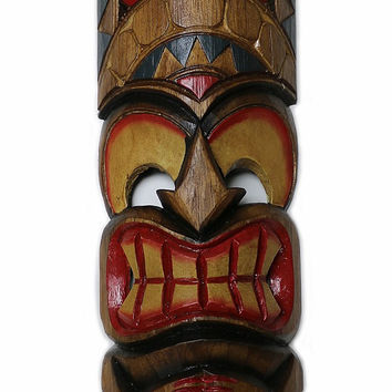 "20"" Love Tiki Mask"