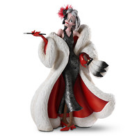 Disney Cruella De Vil Couture de Force Figurine by Enesco | Disney Store