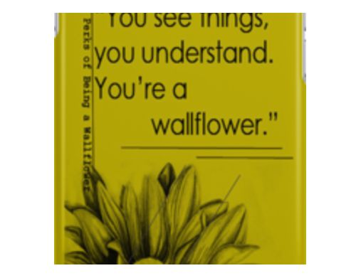 The Perks of Being a Wallflower iPhone Cases & Skins