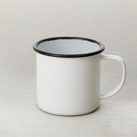 West Elm Enamelware Dinnerware, Mugs, Set of 4 from West Elm | BHG.com Shop