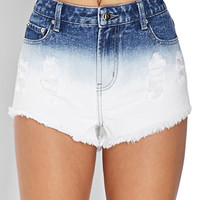 Valley Girl Ombré Cutoffs