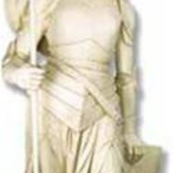 Joan of Arc Statue Lifesize Garden Statuary 93H
