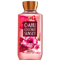 Oahu Coconut Sunset Shower Gel - Signature Collection | Bath And Body Works