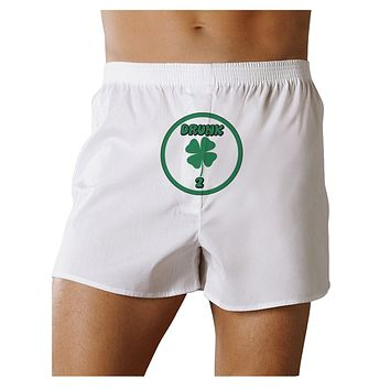 NDS Wear TooLoud Turning The Power On Mens Boxer Brief Underwear