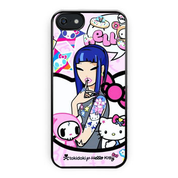 Tokidoki Hello Kitty Design Cute M iPhone 5/5S Case