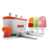Amazon.com: Zoku Quick Pop Maker: Kitchen & Dining