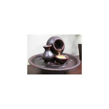 Welland Industries LLC Pouring Pot Tabletop Fountain