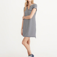 Womens Short Sleeve T-Shirt Dress | Womens Dresses & Rompers | Abercrombie.com