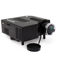 Hdmi Portable Mini LED Projector Home Cinema Theater Av VGA USB Sd