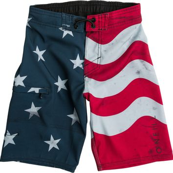 O'NEILL TODDLER SANTA CRUZ STRETCH BOARDSHORT