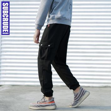 Casual Pants Winter Training Cotton Bags [41311633427]