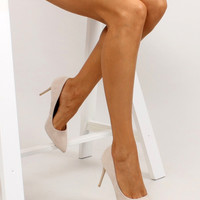 High heel pumps model 60657 Inello