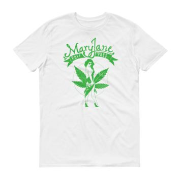 Mary Jane Mens Short-Sleeve T-Shirt