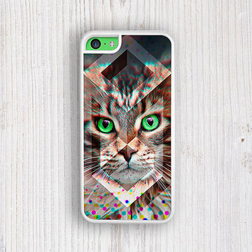 Cat In Prism iPhone 5C Case