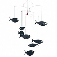 Shoal of Fish - Flensted Mobile