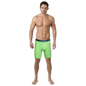 Umbro Gecko Green Performance Boxer
