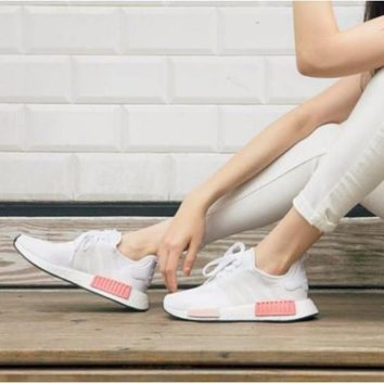 Adidas NMD R1 'White Rose'