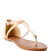 Kara Beaded Sandal