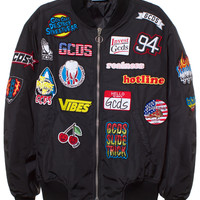 PATCH BOMBER | @GCDS | VFILES SHOP