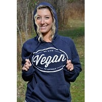 Vegan Circle Sweatshirt