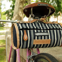 Special Edition Towpath Seat Duffel Railroad by LaplanderBags