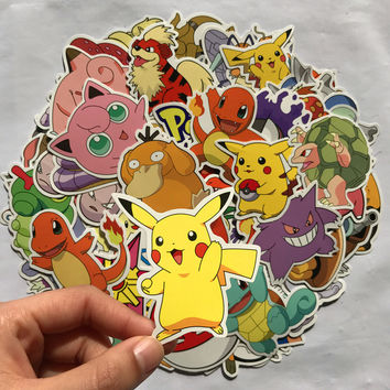 80 pcs/lot Cute Cartoon
