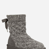 Ugg Isla Womens Boots Heathered Grey  In Sizes