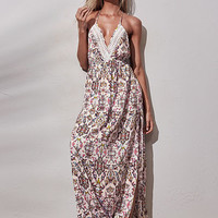 Strappy-back Cover-up Maxi - Victoria's Secret
