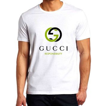 Gucci Logo Man T-Shirt