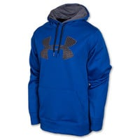 Men's Under Armour Hard Work Big Logo Hoodie