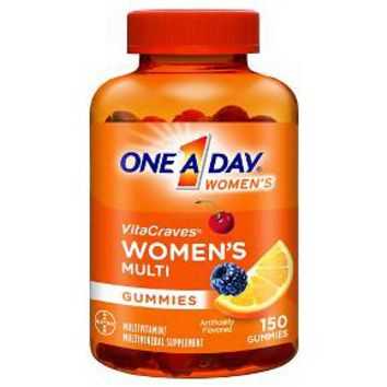 One A Day® Vitacraves Multivitamin Supplement Gummies for Women