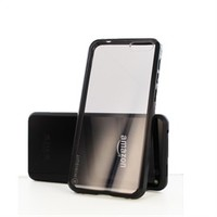 Bumper Case for Amazon Fire Phone - Clear Back with Shock-Proof Trim