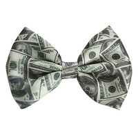 LOVEsick Money Pile Hair Bow