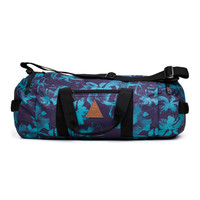 HUF WORLDWIDE - FLORAL DUFFEL BAG // NAVY FLORAL