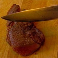 Sirloin Steak : Alton Brown : Food Network